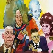 Erich Sokol Privatstifung, Plakat für Wiener Festwochen 1986