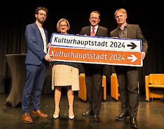 Kulturhauptstadt Europas 2024: St. Pölten präsentiert den Fahrplan für die Bewerbung © NÖ Kulturlandeshauptstadt St. Pölten GmbH