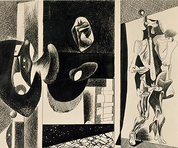 Skulpturen und Arbeiten auf Papier | Sammlung Hubert Looser1. Juli bis 4. November in der Kunsthalle Krems