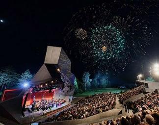 """Es wird """"Late Night Sessions"""" und """"Musik im Park"""" geben. Von 21. Juni bis 9. September werden 2018 in Grafenegg mehr als 60 Konzerte gespielt."""