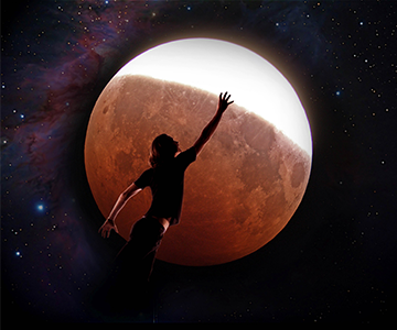 19. Juni – 14. August 2019Babylon | Fly me to the moon | Roberta Rakete