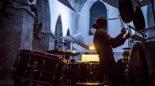 Osterfestival Imago Dei 2015, Les Percussions de Strasbourg, Ensemble Arcantus