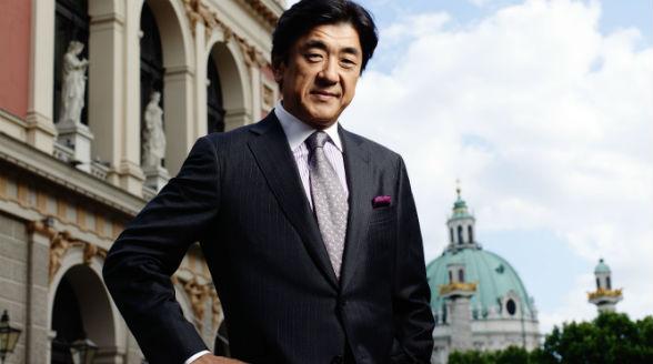 Tonkünstler-Chefdirigent Yutaka Sado