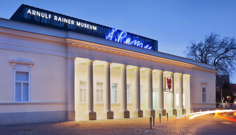 Arnulf Rainer Museum © Mirau
